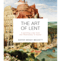 The Art of Lent - A Painting a day from Ash Wednesday to Easter