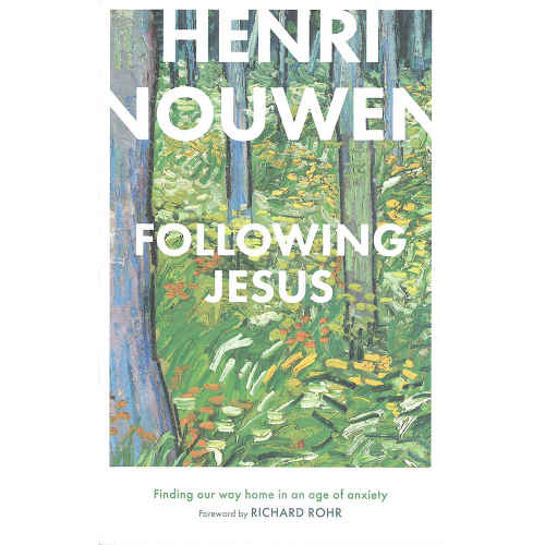 Following Jesus - Finding our way home in an age of anxiety
