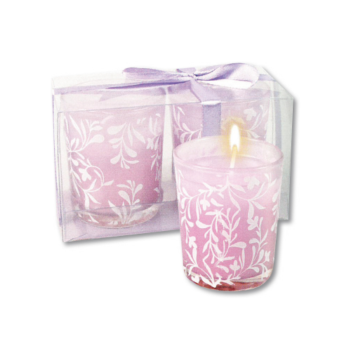 Purple Scented Candles