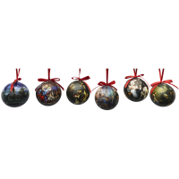 Christmas Nativity Baubles