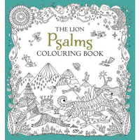 The Lion Psalms Colouring Book
