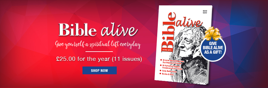 Bible Alive October