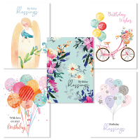 Birthday Cards - Pack 1