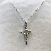 Classic Crucifix Necklace