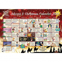 Walk With Me Advent 2019 - Calendars