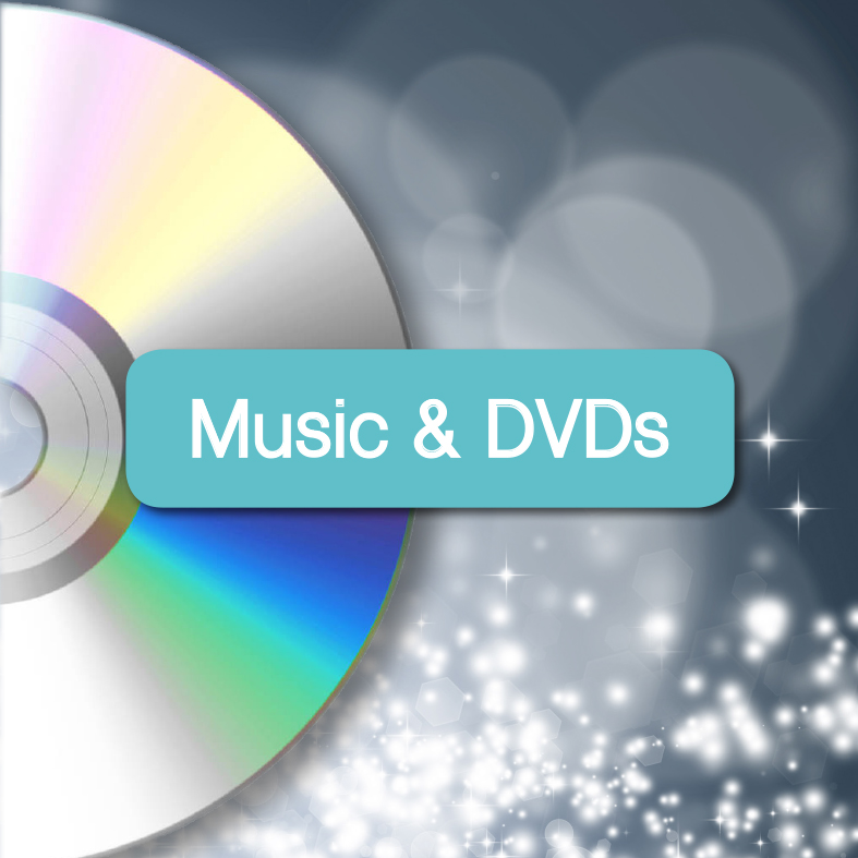 Music & Dvds