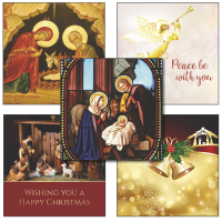 Christmas Cards for 2018- Pack 1