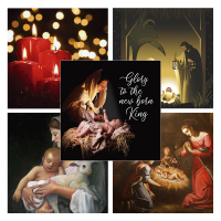 Christmas Cards 2019 - Pack 1