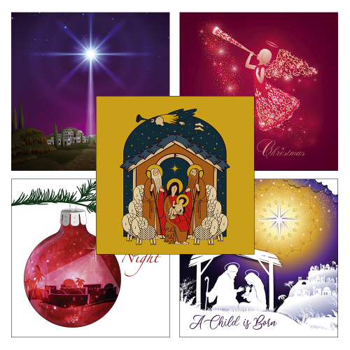 Christmas Cards 2019 - Pack 3