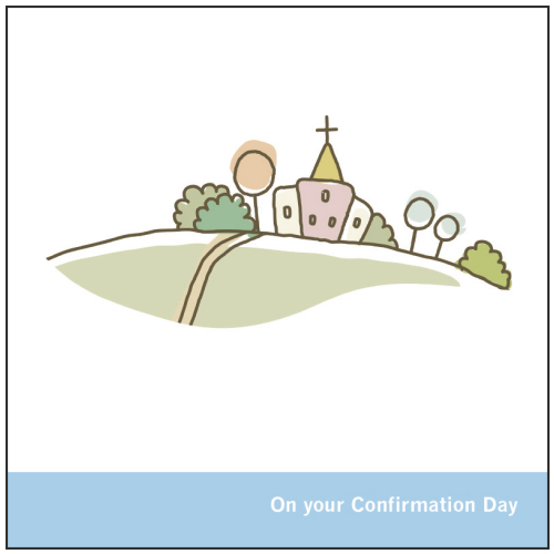 Confirmation Card - Design 1