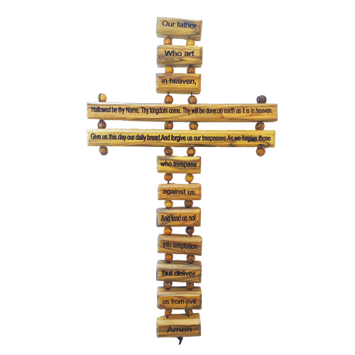 Our Father Cross