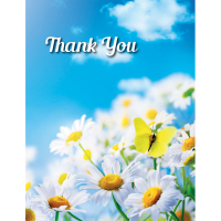 Thank you Cards 2018 - <br> Design 1