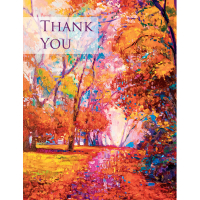 Thank You Cards 2018 - Design 4