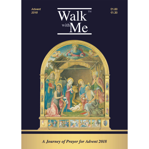 Walk With Me Advent 2018 - Booklets