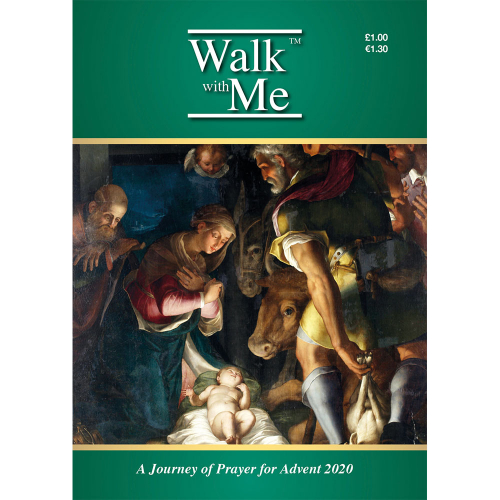 Walk with Me Advent 2020 - Booklet