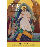 Walk With Me Booklet - Easter 2019