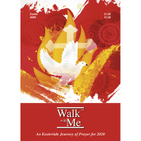 Walk With Me Easter 2020 - Booklets