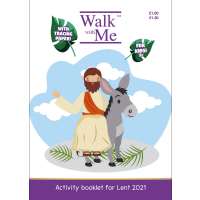 Walk with Me - Kids Acitivity Book