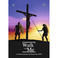 Walk With Me Lent 2020 - Booklets