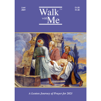 Walk With Me Lent 2021 - Booklets